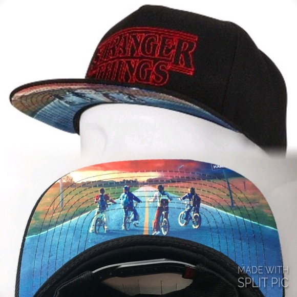 loungefly Accessories - Official Netflix Stranger Things SnapBack Hat 9578fe251a1